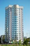 квартиры блока Стоковые Фотографии RF