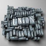 联盟 免版税图库摄影