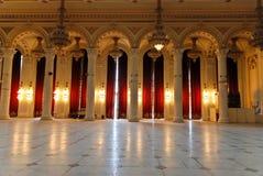 Το Κοινοβούλιο - εσωτερικό Στοκ εικόνες με δικαίωμα ελεύθερης χρήσης