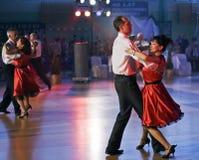 舞蹈 免版税图库摄影