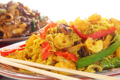 中国食物 免版税库存图片