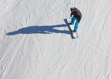 挡雪板 库存图片