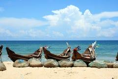 пристаньте Вьетнам к берегу Стоковые Изображения