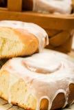 小圆面包桂香 库存照片