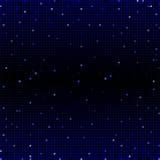 抽象背景蓝色梯度 免版税库存照片