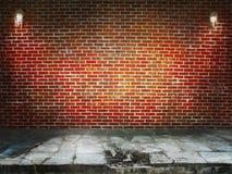 Τουβλότοιχος Στοκ εικόνες με δικαίωμα ελεύθερης χρήσης