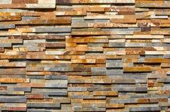 背景现代板岩石头 免版税库存图片