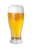 啤酒杯 免版税库存照片