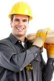 建造者 免版税库存照片