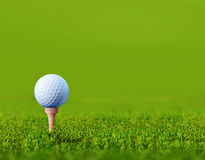 γκολφ Στοκ εικόνες με δικαίωμα ελεύθερης χρήσης