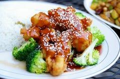китайская еда Стоковое Фото