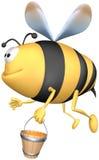 蜂 免版税库存图片