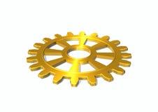 колесо шестерни Стоковое фото RF