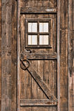 门木头 库存照片