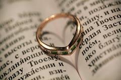 δαχτυλίδι Στοκ Εικόνες
