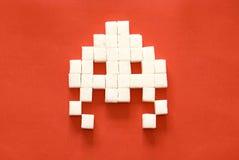 Ζάχαρη Στοκ Εικόνα