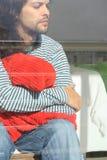 детеныши человека заботливые Стоковые Изображения RF