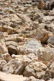 οδικές πέτρες Στοκ φωτογραφία με δικαίωμα ελεύθερης χρήσης