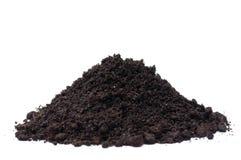 почва вороха Стоковые Фото