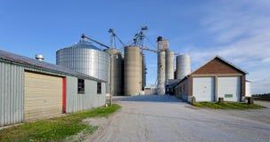 зернохранилище Стоковые Изображения