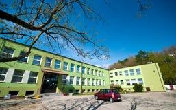 школа здания Стоковые Фото