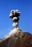火山 图库摄影