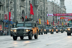 победа сыгровки парада Стоковая Фотография RF