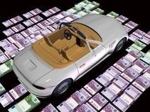 αυτοκίνητο ακριβό πολύ Στοκ Φωτογραφία