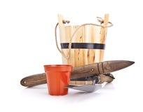 садовничая инструменты Стоковая Фотография