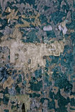 треснутая стена текстуры Стоковые Изображения RF