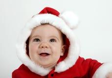 圣诞节作梦 库存图片