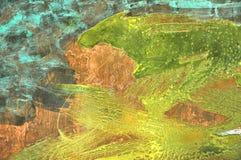 背景被构造的掠过的金属 免版税库存照片