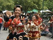 νέα παρέλαση Υόρκη χορού πόλ& Στοκ Φωτογραφίες
