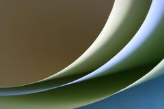 абстрактная бумага Стоковые Изображения
