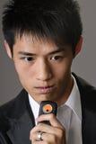 азиатский бизнесмен Стоковое фото RF