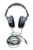 απομονωμένο ακουστικά βύ& Στοκ φωτογραφίες με δικαίωμα ελεύθερης χρήσης