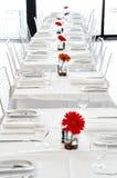 λευκό εστιατορίων Στοκ εικόνα με δικαίωμα ελεύθερης χρήσης