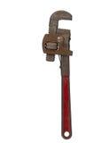 γαλλικό κλειδί Στοκ εικόνα με δικαίωμα ελεύθερης χρήσης