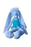 野兔玩具 免版税库存照片