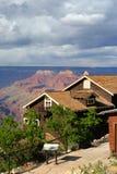 национальный парк США каньона грандиозный Стоковое Фото