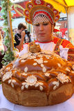 праздновать день Россию Стоковые Изображения RF