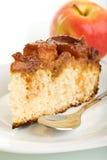 苹果蛋糕 免版税库存图片