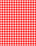 таблица картины ткани Стоковое Фото