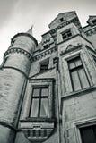 城堡苏格兰人 免版税库存照片