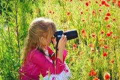 摄影师年轻人 免版税库存照片