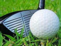 гольф Стоковая Фотография