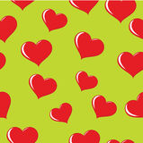 сердца Стоковые Изображения