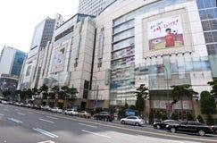 街市汉城 免版税库存图片