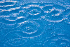 雨 免版税库存照片