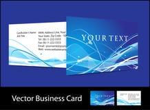 комплект визитной карточки Стоковые Фотографии RF